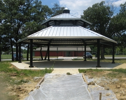 Picnic Pavilion at Birchwood Community Center